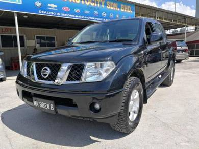 Nissan NAVARA 2.5 (M) 4WD,6 SPEED,PICK-UP