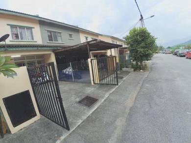 MURAH🔥OPEN FACING 2 Storey Terrace House Taman Sri Haneco Semenyih