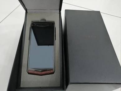 Vertu Aster P (Alligator Brown)