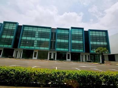 Dato Onn shop lot