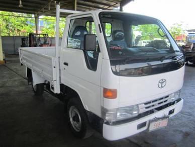 Toyota cargo truck (4x4)