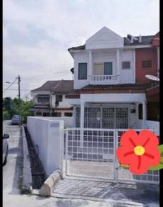 Corner unit aman sri muda at sec 25 shah alam for sale