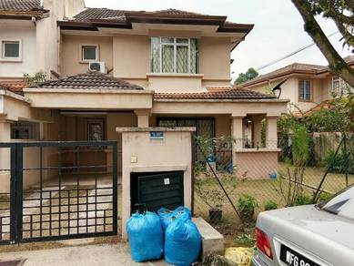 Setiawangsa Corner House Rent Partly Furnished
