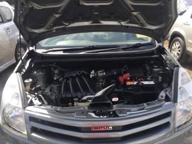 2010 Nissan Livina 1.6 (A)