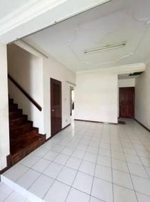 One and Half storey terrace house for Rent at Tabuan Jaya Bayor Bukit