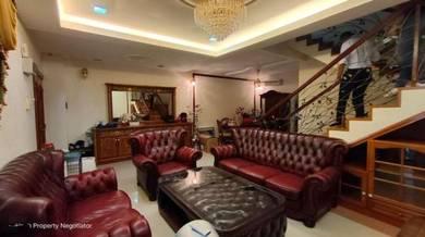 CHEAP RENOVATED 2 Storey House Kemensah Height Ampang