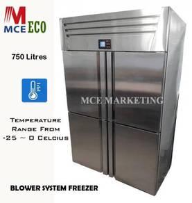 4 Door Upright Freezer (Blower System)