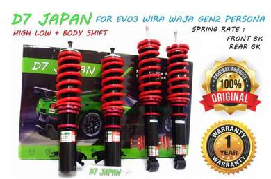 Wira WAJA PERSONA D7 Adjustable Hi Low BS Absorber