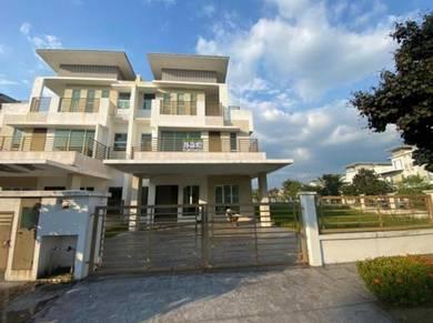 [5196 SF] 3Sty SEMI D CORNER LOT, Regency Parc, Saujana, Anggun Rawang