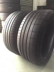 Tayar 18inch 265 45 18 x 2pcs Pirelli Pzero