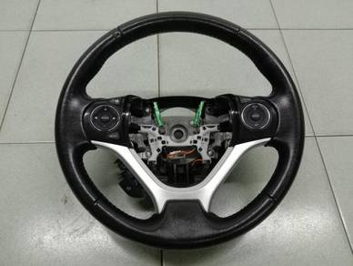 Honda Civic 2012 Steering Audio Control Pedal Shif
