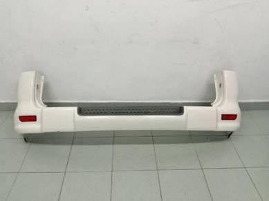 Mitsubishi Delica L400 Rear Bumper