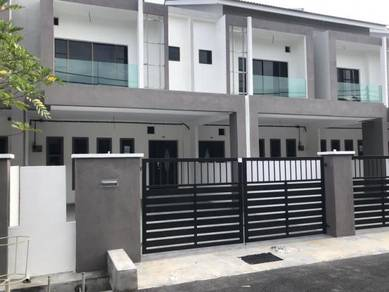 New Double Storey  Sitiawan Town