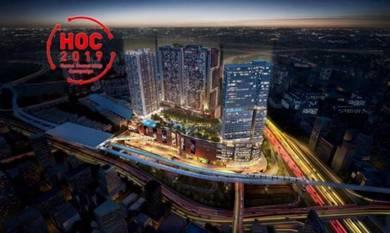 New Launch Condominium Link MRT & Equine Aeon Seri Kembangan Putrajaya