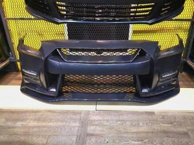Nissan R35 GTR nismo 2 fullset bodykit pp Carbon