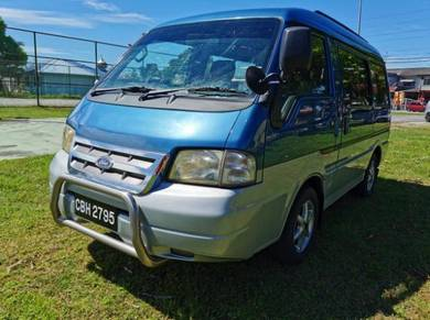 Ford Spectron 1.8 XLT Auto 2002