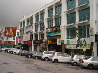 Puchong Bandar Puteri Office/retail Space
