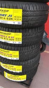 Dunlop d05 195 55 15