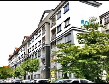 Sri alpinia apartment bandar puteri puchong