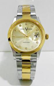 ROSSI VALENTINO Men Sapphire Watch 003GL-BIC-2S