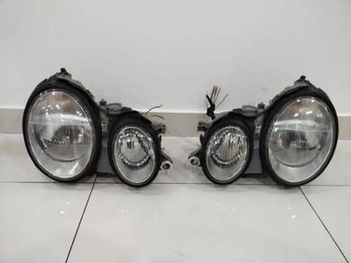 Mercedes w208 clk Hid head lamp original