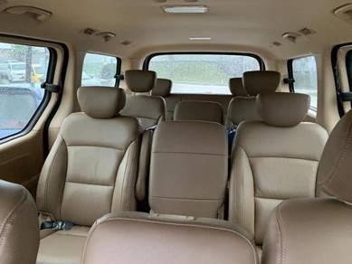 Sewa Kereta - Hyundai Grand Stares Royal 11seaters