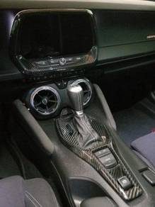 Chevrolet Camaro 2017 Interior Dry Carbon Cover
