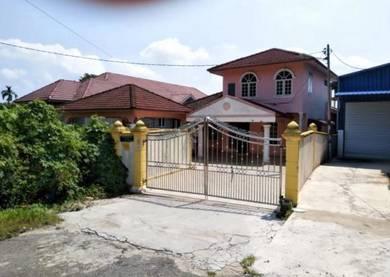 Banglo 2 Tingkat Di Teluk, Panji, Kota Bharu, Kelantan