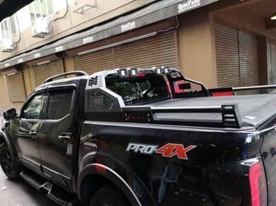 Toyota hilux vigo revo rocco rogue spot roll bar 2