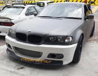 BMW E46 Splitter CSL Lip CSL for M3 Bumper