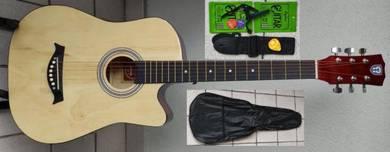 Acoustic Guitar Economy Techno 38C Natural