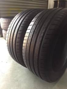 Tayar 18inch 245 45 18 x 2pcs Michelin PS4