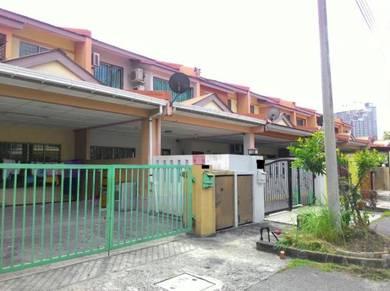 Menggatal, Taman Cerah, 2 Storey Terrace