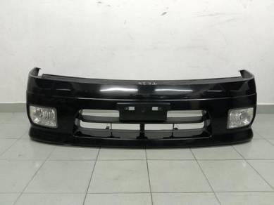 Nissan Serena C24 Front Bumper & Foglamp