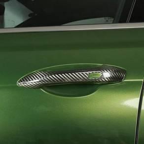 Porsche Cayman 718 Side Door Handle Cover Carbon