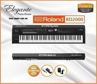 Roland RD-2000Bk Stage Piano