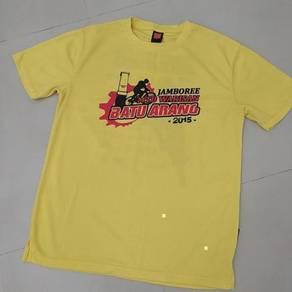 MTB Jamboree Batu Arang 2015 Cycling Event T-shirt