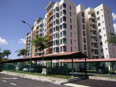 Apartment Garden Villa Senawang Seremban