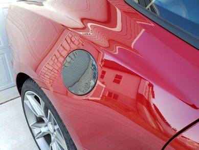 Chevrolet Camaro 2017 Petrol Cap Dry Carbon Cover