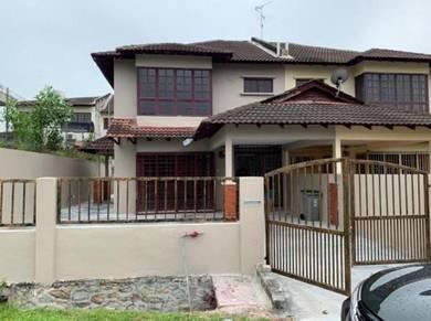 Taman Thinvy Jaya Double Storey Semi D House Seremban