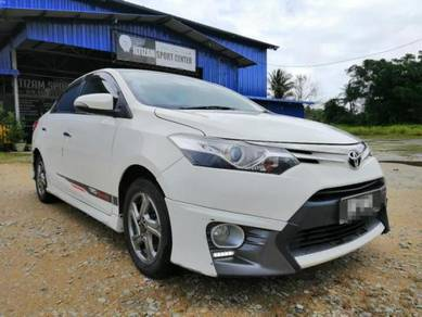 2014 Toyota VIOS 1.5 TRD SPORTIVO (A)FULL LOAN