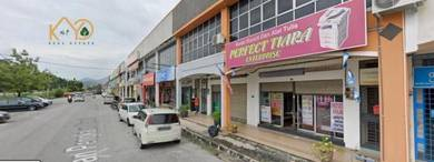 Ipoh Station 18 first floor shop for Rent ( Partially Furnish )