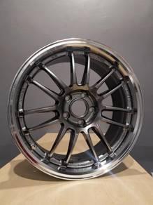 Nk performance wheel thailand made 18x8.5j 5x114.3
