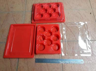 Cake Tray - 8 Compartment and Sealers