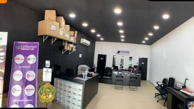 Courier Service Centre