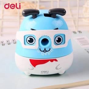 High Quality Deli Kawaii cute dog pencil shapener