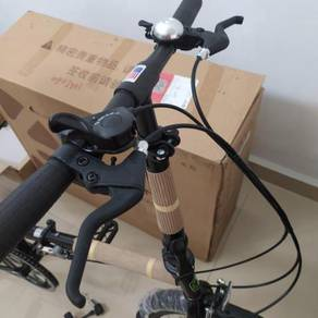 [Preorder] DAHON Dream D6 Folding Bike (Black)