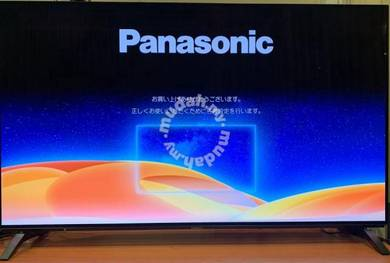 Panasonic LED 4K UHD SMART TV 55/55 OLED