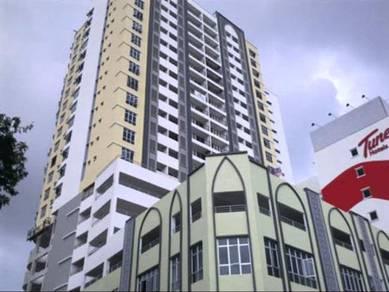 Apartment KBCC Untuk Disewa Belakang KB Mall, Kota Bharu, Kelantan