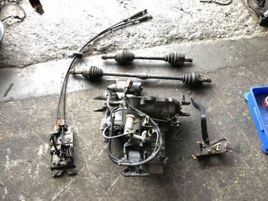 Gearbox 4G15 Manual Clutch Pump Fullset Complete
